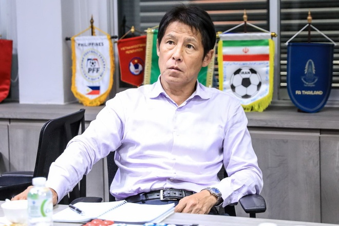 Thai Lan khong su dung cau thu qua tuoi o SEA Games hinh anh 1