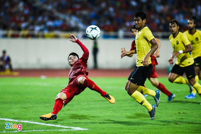 Park Hang-seo,  Tan Cheng Hoe,  Tuyen Viet Nam,  Tuyen Malaysia,  Vong loai World Cup anh 1