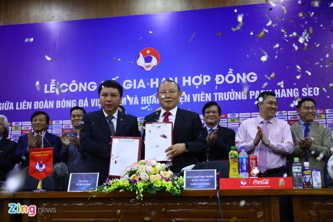 HLV Park: 'Viet Nam se canh tranh trong top dau cua chau A' hinh anh 1