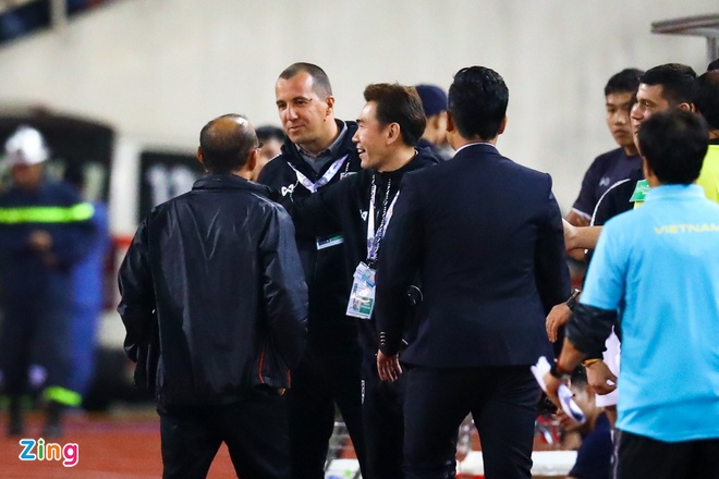 VFF, ong Park co the bao cao voi FIFA ve tro ly tuyen Thai Lan hinh anh 2