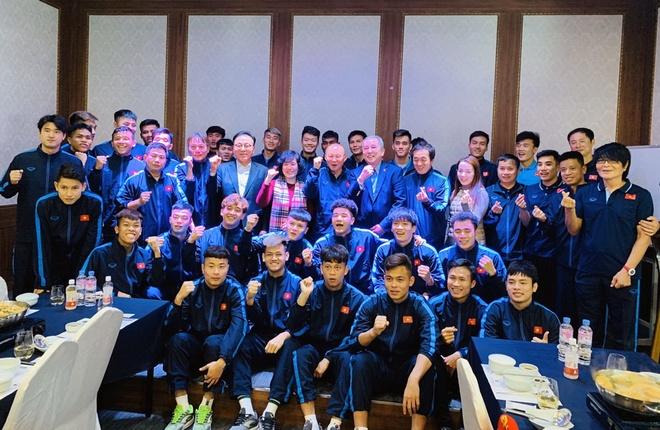Quang Hai sap binh phuc, Dinh Trong van chay dua truoc U23 chau A hinh anh 2 U23_Viet_Nam_1.jpg