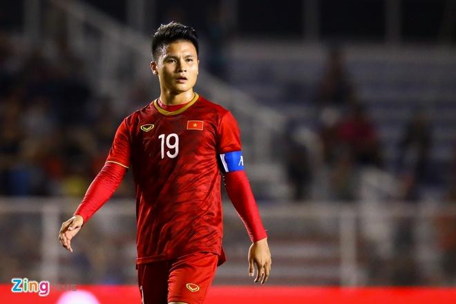 Quang Hai sap binh phuc, Dinh Trong van chay dua truoc U23 chau A hinh anh 1 U23_Viet_Nam_2_zing.jpg