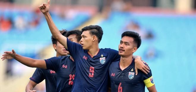 U23 Thai Lan U23 Bahrain anh 1