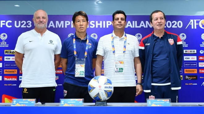 U23 Thai Lan U23 Bahrain anh 2