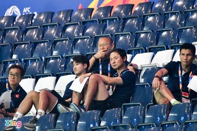 U23 Viet Nam Park Hang-seo anh 1