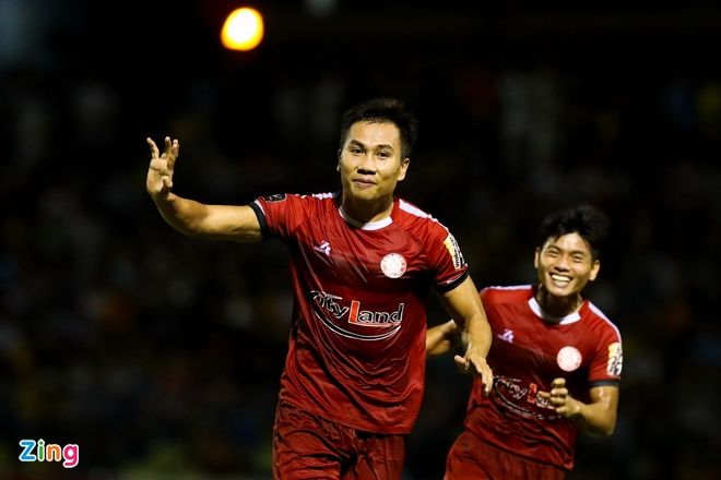Khong co Lee Nguyen, TP.HCM van du suc khuynh dao V.League hinh anh 1 TP.HCM_1_zing.jpg