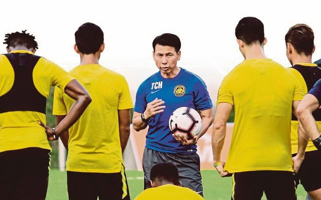Tuyen Viet Nam vs Malaysia anh 1