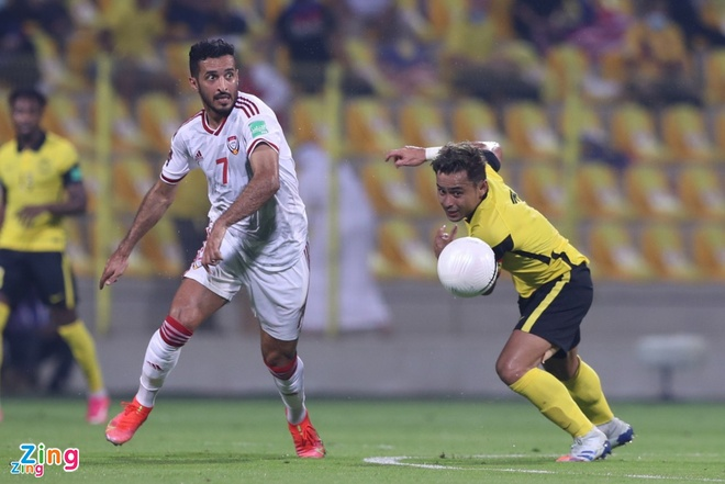 Tuyen Viet Nam UAE vong loai World Cup anh 2