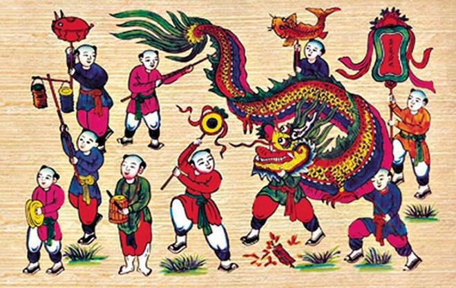 Những con vật linh trong Tết Trung thu có ý nghĩa gì?
