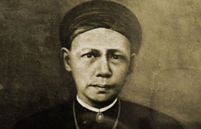 "Nha bao Truong Vinh Ky nam to ""Gia Dinh bao"" nam nao? anh 2"