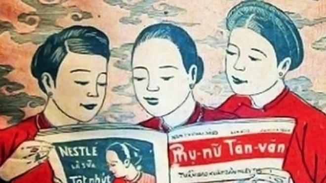 "Nha bao Truong Vinh Ky nam to ""Gia Dinh bao"" nam nao? anh 3"