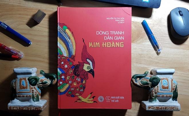 Dong tranh dan gian Kim Hoang anh 10