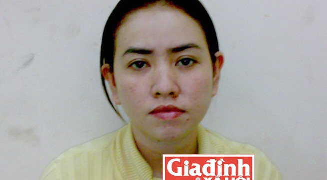 """Nguyễn Thị Thanh Hiền tuy trẻ tuổi nhưng có những mánh khóe gieo rắc """"cái chết trắng"""" vô cùng tinh vi."""