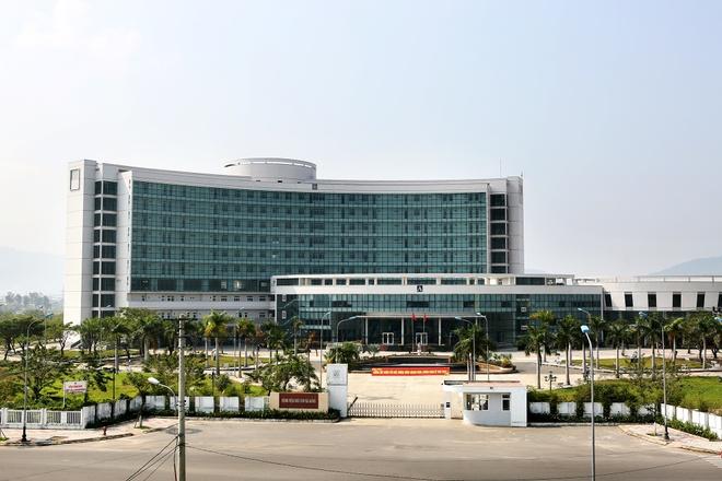 Nhung cong trinh mang dau an ong Nguyen Ba Thanh hinh anh 11 Ngày 28/3/2009, bệnh viện ung thư Đà Nẵng khởi công xây dựng trên diện tích 15 hecta tại phường Hoà Minh, quận Liên Chiểu (Đà Nẵng). Gần 4 năm sau, bệnh viện này chính thức tiếp nhận khám chữa cho bệnh nhân ung thư tại khu vực miền Trung.