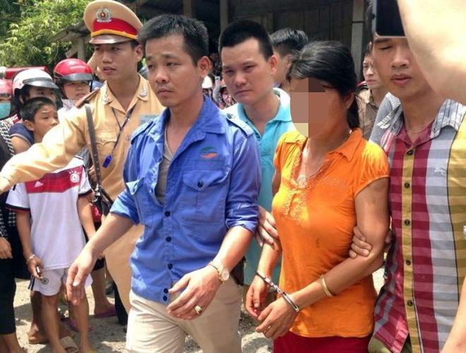 Khong lien quan den vu tham sat, Nguyen Thi Han duoc tha hinh anh
