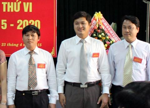 Giam doc so 30 tuoi vao BCH Dang bo Quang Nam hinh anh 2