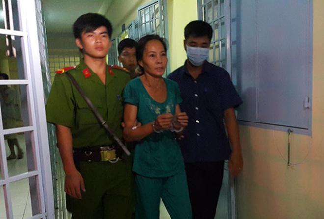 Nghi can trom tai san chet tai cong an xa do treo co hinh anh 2 Bà Vân được giám định kết luận mắc bệnh tâm thần, phải đưa đi chữa bệnh bắt buộc.