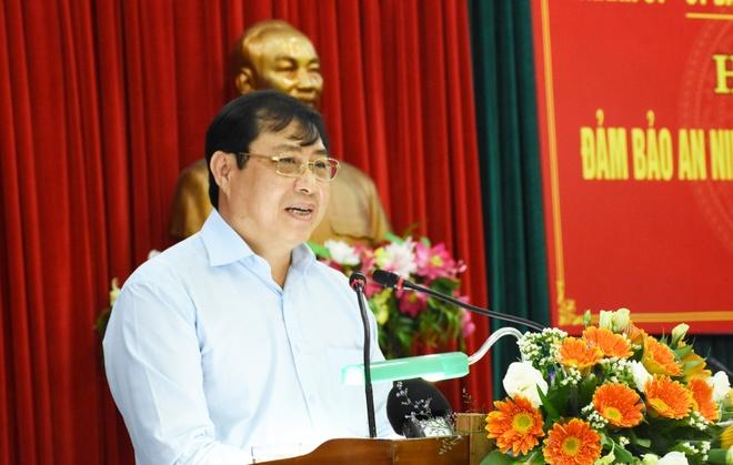 Chu tich Da Nang: Can lap camera de theo doi toi pham hinh anh 1