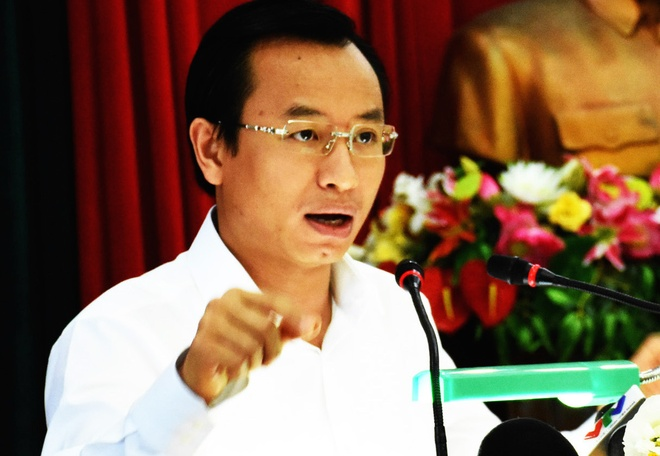 Bi thu Da Nang: 'Khong lam duoc, toi xin nghi' hinh anh