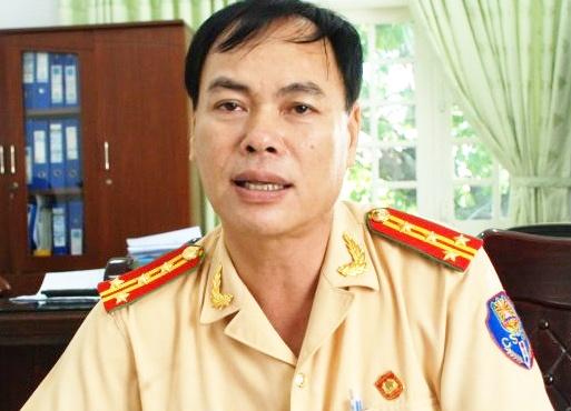 'CSGT Da Nang khong bao gio nhan phong bi' hinh anh 1 Đại tá Lê Ngọc