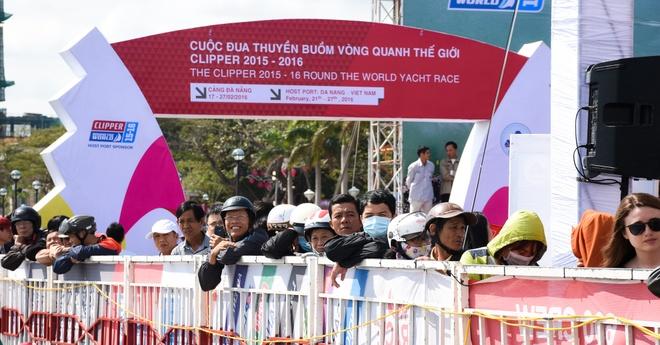 Nguoi Da Nang tham quan thuyen Clipper Race mien phi hinh anh 2