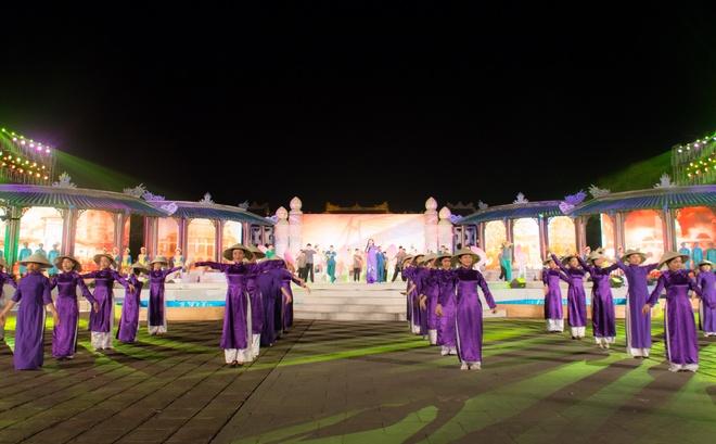 Sac mau ruc ro trong le tong duyet Festival Hue 2016 hinh anh 3