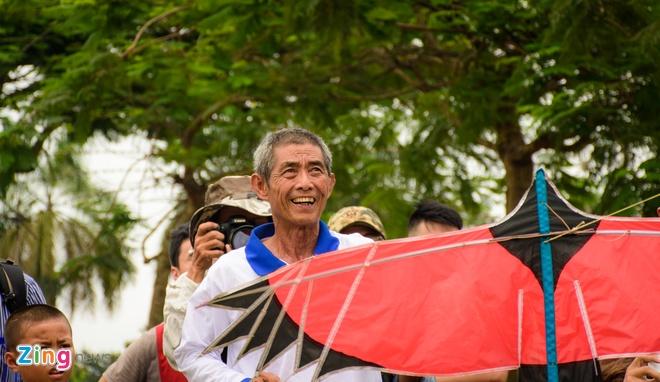 Canh dieu luot gio o Festival Hue 2016 hinh anh 2