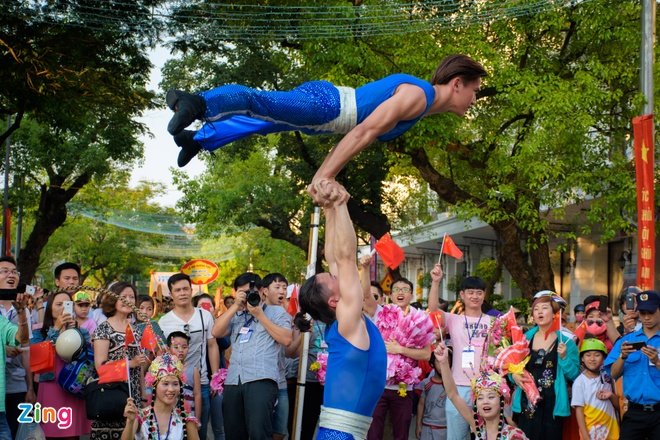 23 quoc gia trinh dien le hoi duong pho Festival Hue hinh anh 8