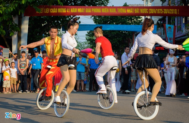 23 quoc gia trinh dien le hoi duong pho Festival Hue hinh anh 10