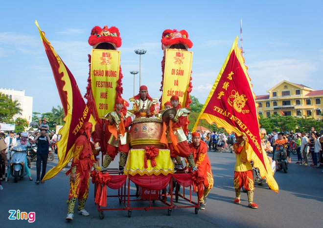 23 quoc gia trinh dien le hoi duong pho Festival Hue hinh anh 2