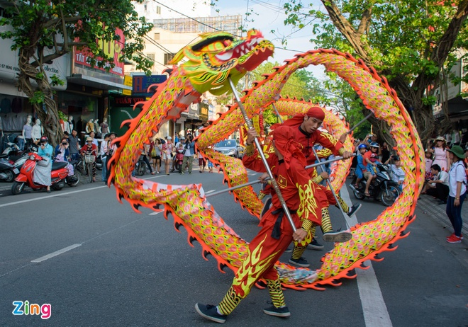 23 quoc gia trinh dien le hoi duong pho Festival Hue hinh anh 3