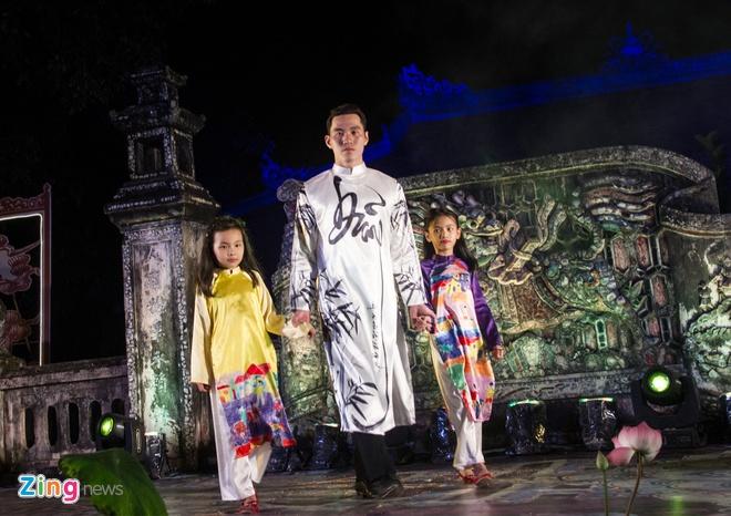 Dem ve mien Huong Ngu tai Festival Hue hinh anh 13