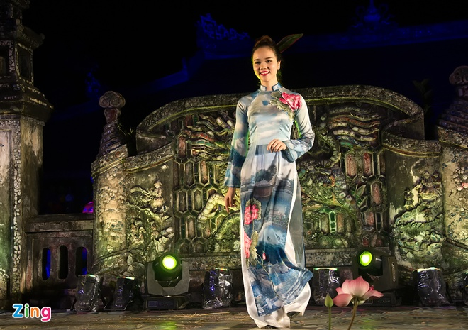 Dem ve mien Huong Ngu tai Festival Hue hinh anh 15