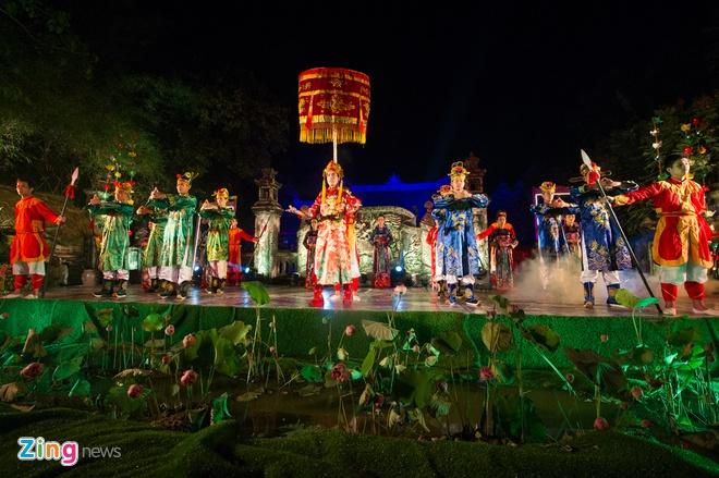 Dem ve mien Huong Ngu tai Festival Hue hinh anh 2