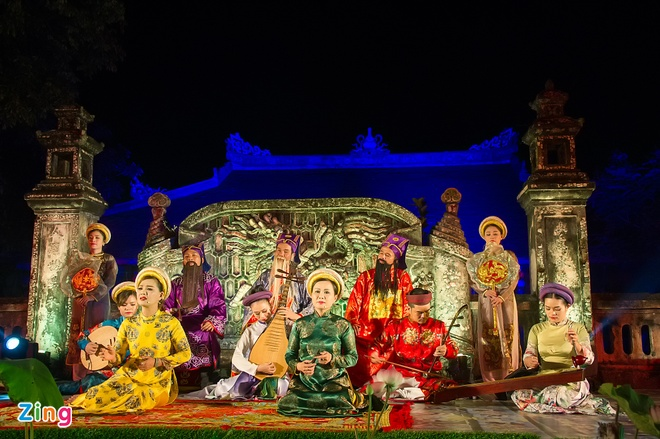 Dem ve mien Huong Ngu tai Festival Hue hinh anh 6