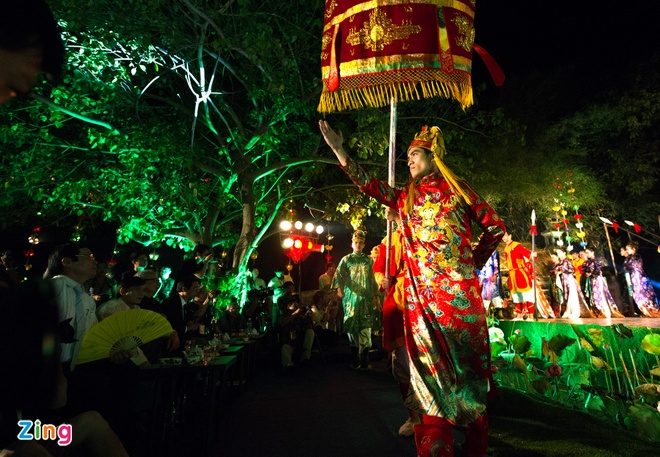 Dem ve mien Huong Ngu tai Festival Hue hinh anh 5