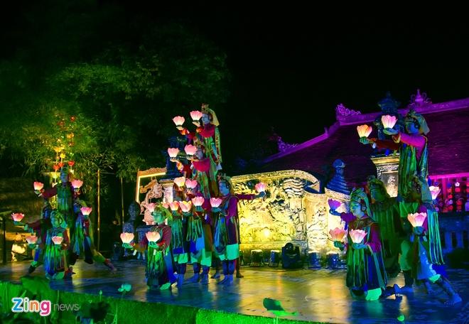 Dem ve mien Huong Ngu tai Festival Hue hinh anh 4