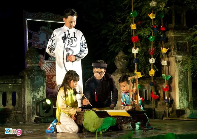 Dem ve mien Huong Ngu tai Festival Hue hinh anh 7