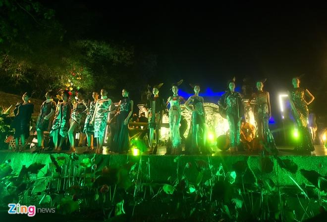 Dem ve mien Huong Ngu tai Festival Hue hinh anh 9
