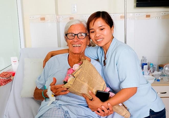 Lanh dao Da Nang gui thu cam on 2 cong dan co hanh dong dep hinh anh 1
