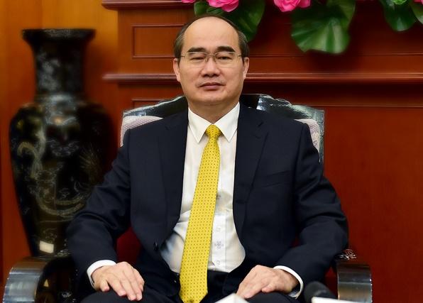 Ong Nguyen Thien Nhan: Di bau cu vi tuong lai chinh minh hinh anh 1