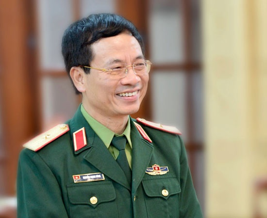TGD Viettel duoc chi dinh lam Uy vien Quan uy Trung uong hinh anh 1