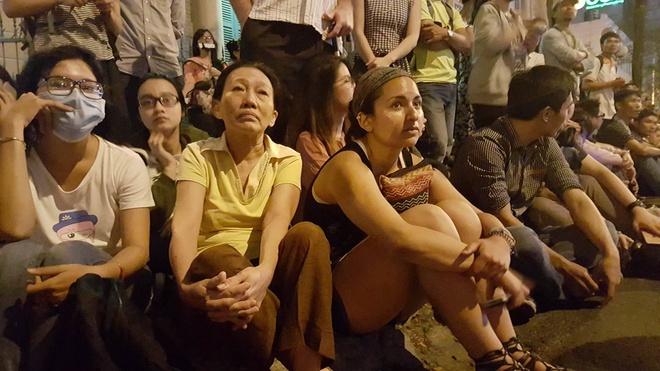 Nguoi Sai Gon dung ca toi cho Tong thong Obama hinh anh