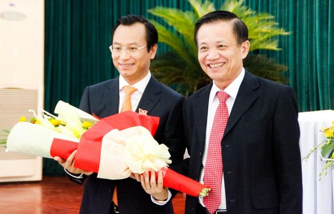 Ong Nguyen Xuan Anh duoc bau lam Chu tich HDND TP Da Nang hinh anh