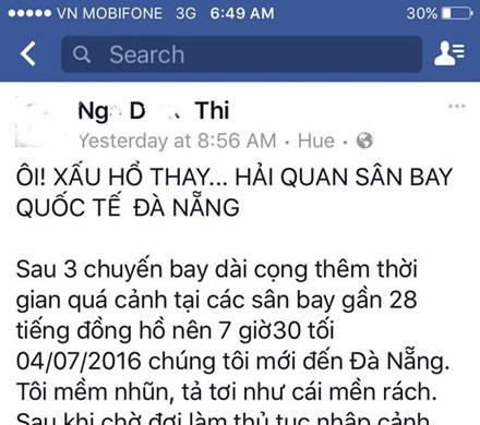 Dieu tra nghi van can bo Hai quan Da Nang voi tien hinh anh 1