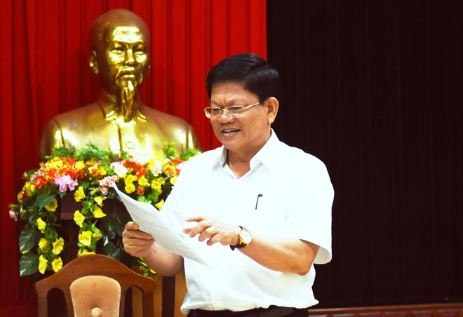 'Da Nang khong kem den muc dap bo Trung tam hanh chinh' hinh anh 1