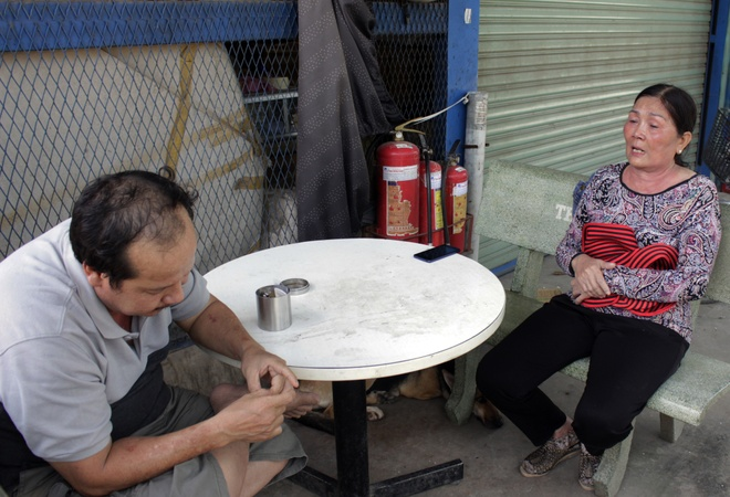 Cha tu tu Nguyen Hai Duong muon xin giam an cho Vu Van Tien hinh anh