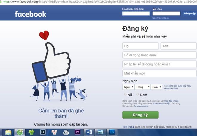 Cong chuc Da Nang khong duoc su dung Facebook trong gio lam hinh anh 1
