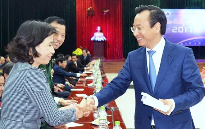 Ong Nguyen Xuan Anh: 'Da Nang co voc dang mang tam quoc te' hinh anh 1