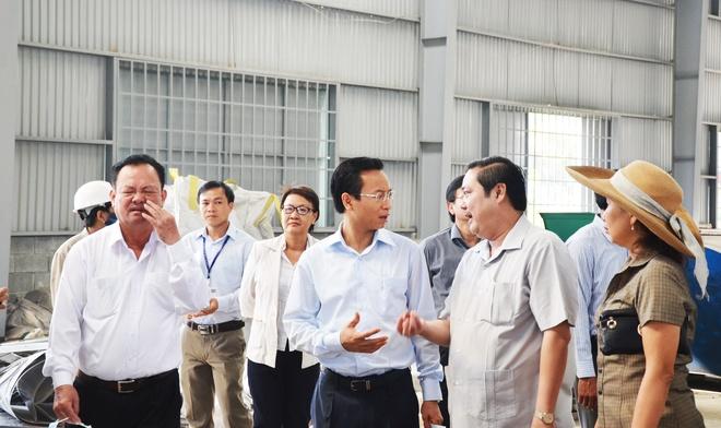 Bi thu Da Nang: 'Xu ly nghiem can bo lam kho doanh nghiep' hinh anh 2